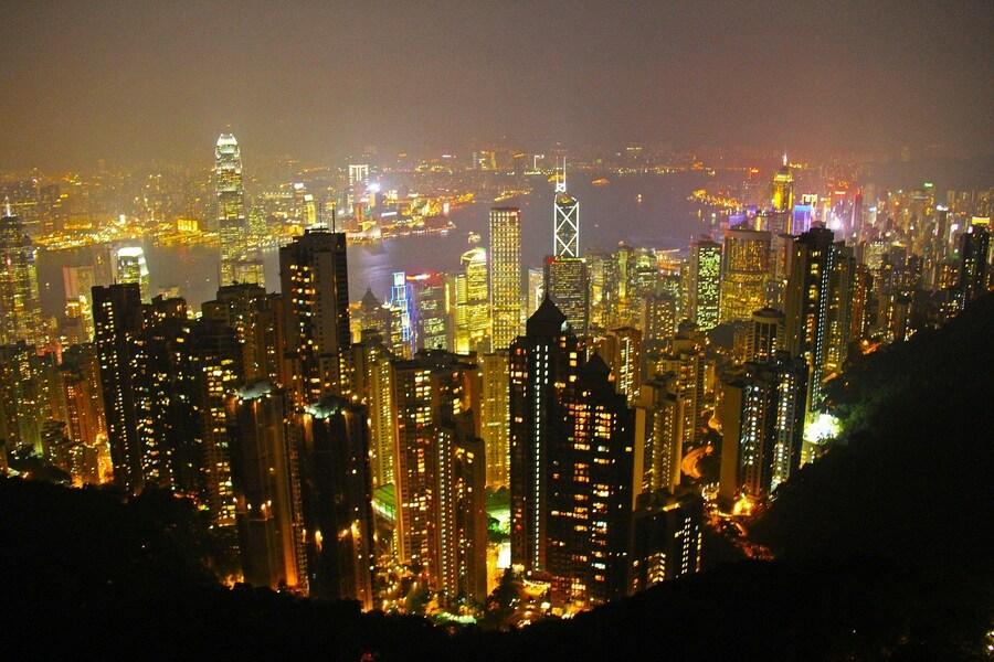 香港の夜景スポット!ハズレなしのおすすめ7選