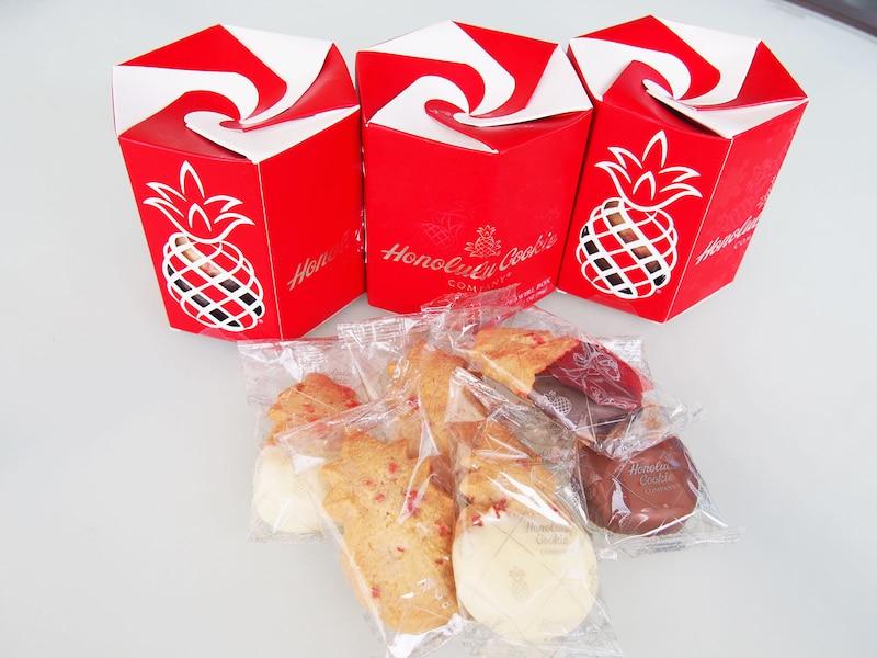 ハワイ土産の定番! ホノルル・クッキー・カンパニー
