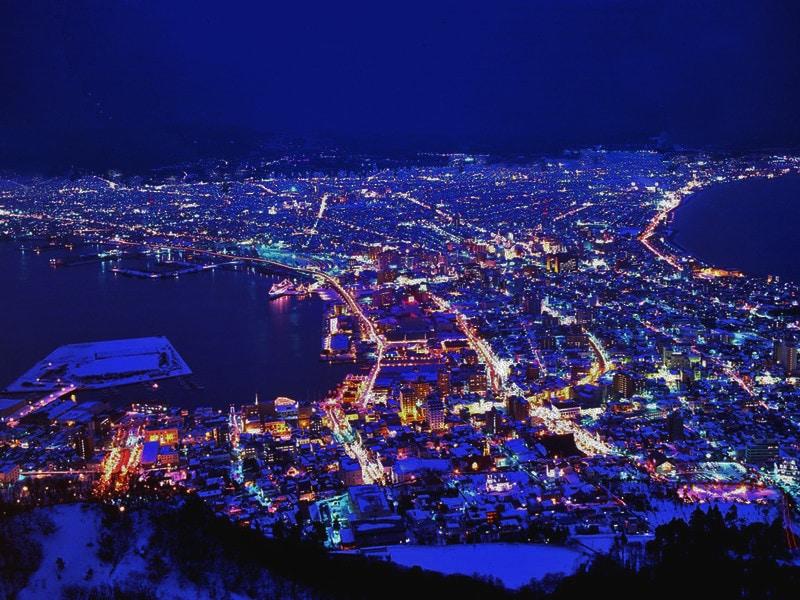函館冬の観光・おすすめ開運パワースポットとその見所