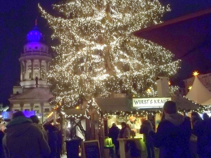 ベルリンのクリスマスマーケットには100の市が立つ!【2019】