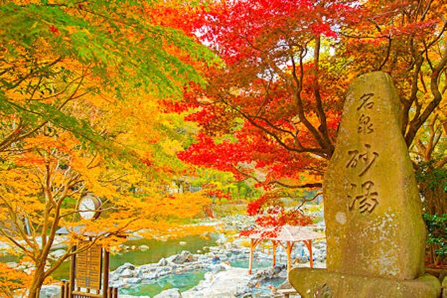 岡山・湯原温泉のおすすめ旅館と観光スポット