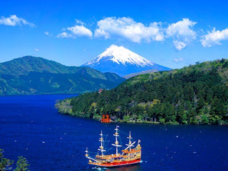 箱根湯本温泉のおすすめ旅館と観光スポット