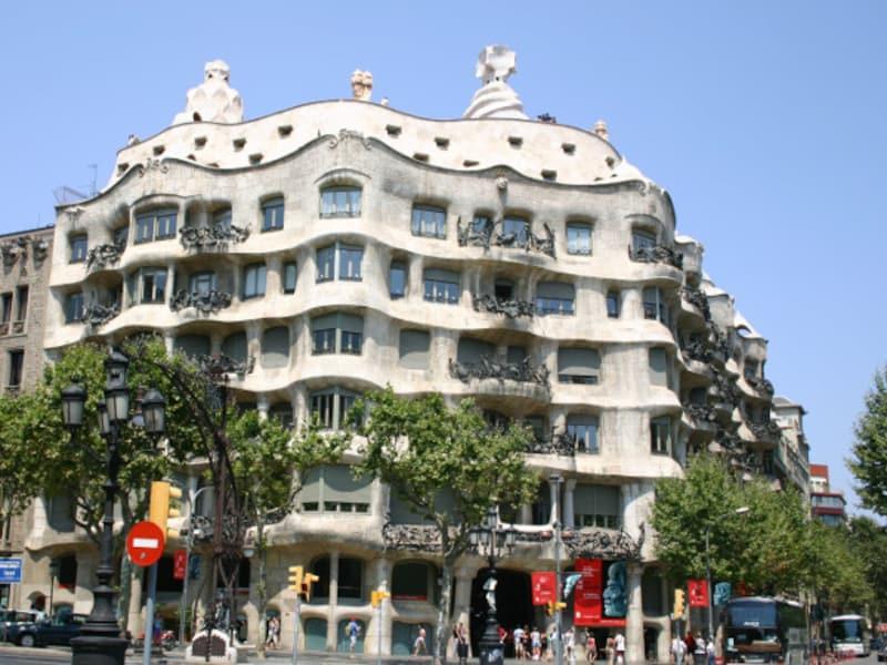 モデル二スモ建築巡り一日プラン/バルセロナ