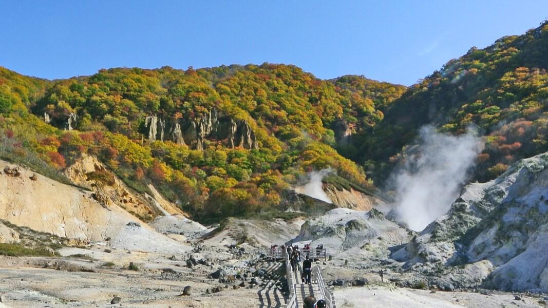 北海道の登別で発見!火と水のパワースポット3選