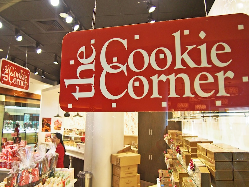 ハワイの焼きたてクッキー店 ザ・クッキー・コーナー
