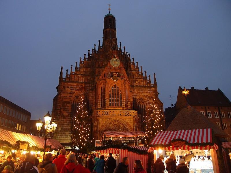 ニュルンベルクのクリスマスマーケット【2018年】