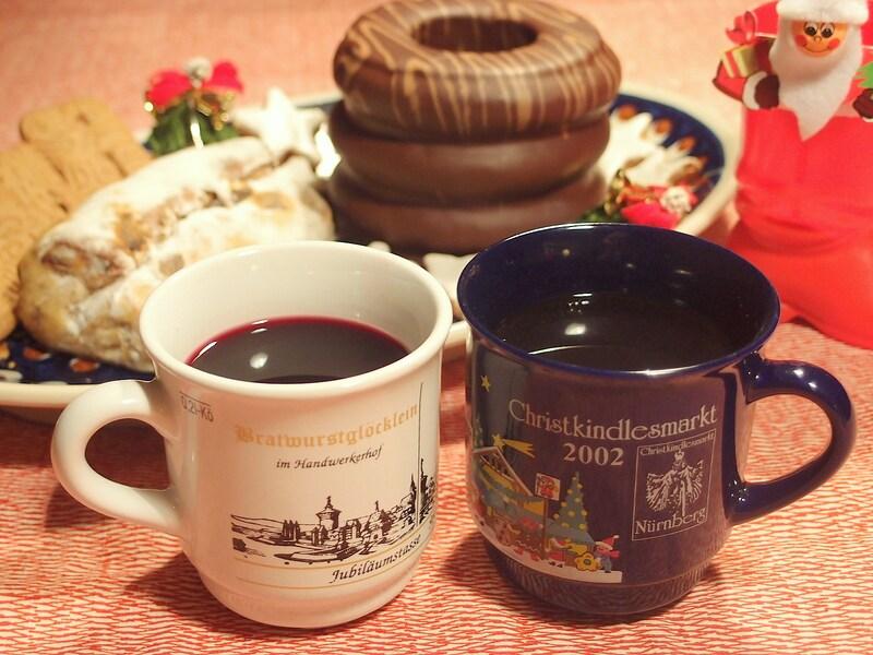グリューワインのレシピ!ドイツの冬定番ホットワイン