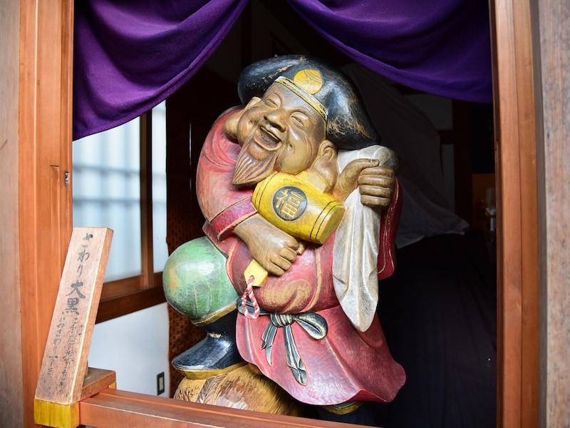 お正月に楽しみたい 鎌倉・江ノ島七福神めぐり