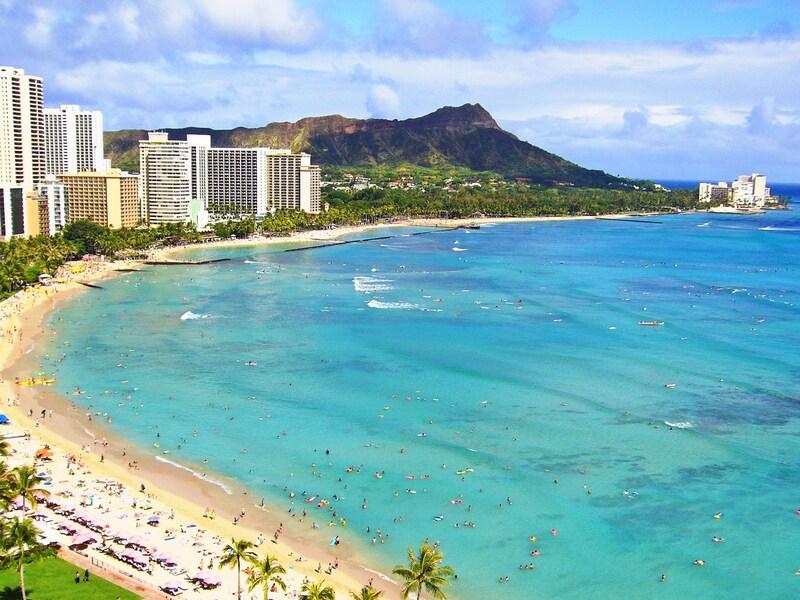 ハワイに2泊4日で行く!意外と遊べる弾丸旅行プラン