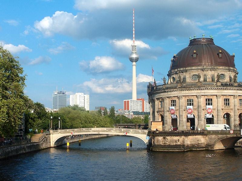 5つの博物館が集まる博物館島!ベルリンの世界遺産