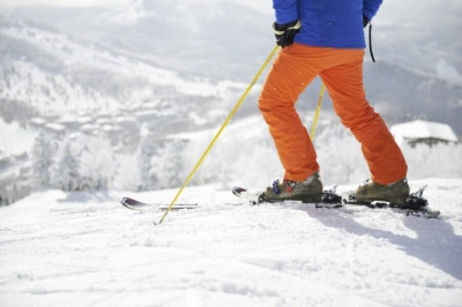 ゲレンデ外の滑走禁止区域は、雪崩などの非常にリスクが高いです