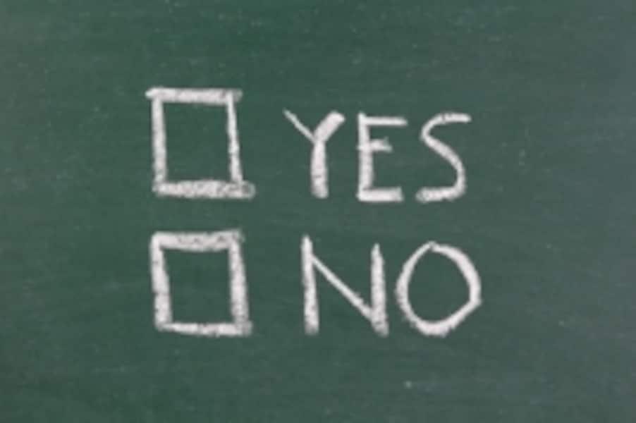 現在の選択をした責任を、受け入れられますか?