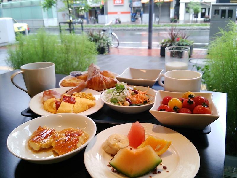 美味しい朝食で選ぶ札幌のホテル・ベスト5