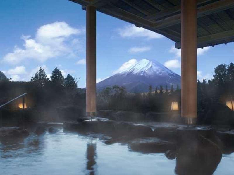 縁起がいい!富士山の絶景が見える日帰り温泉5選