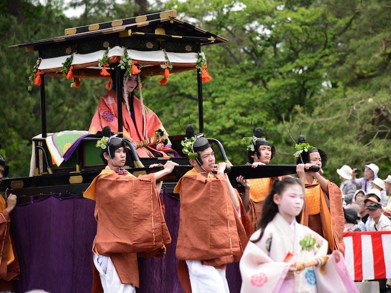 京都三大祭り、2018年の日程と観覧のポイント