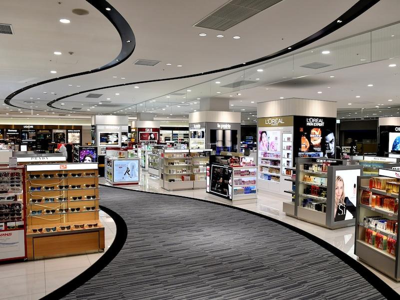 関西空港第2ターミナルビル(国際線)徹底ガイド!免税店や食事処も