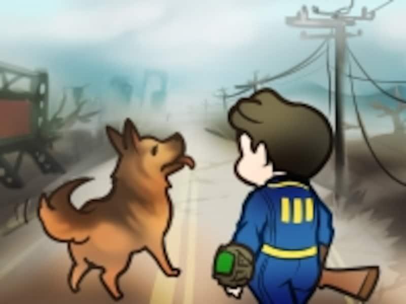 Fallout4の図