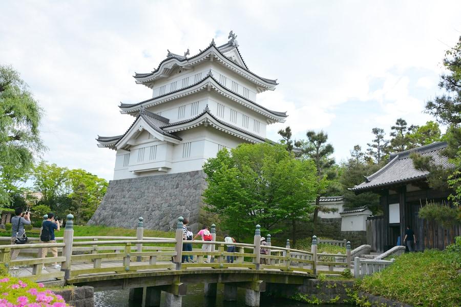 忍城の観光~『のぼうの城』の舞台、水攻めの歴史