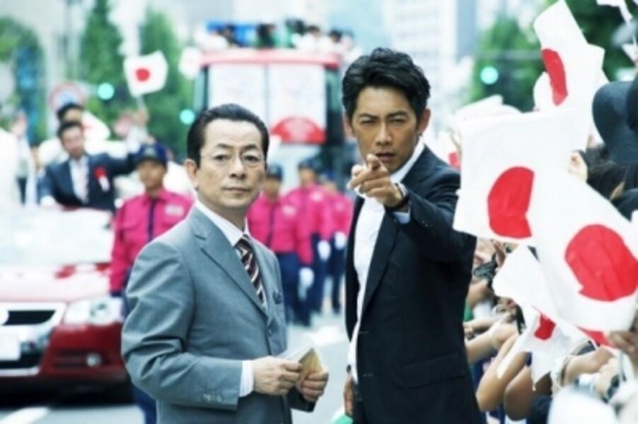相棒(c)2017「相棒-劇場版-」パートナーズ