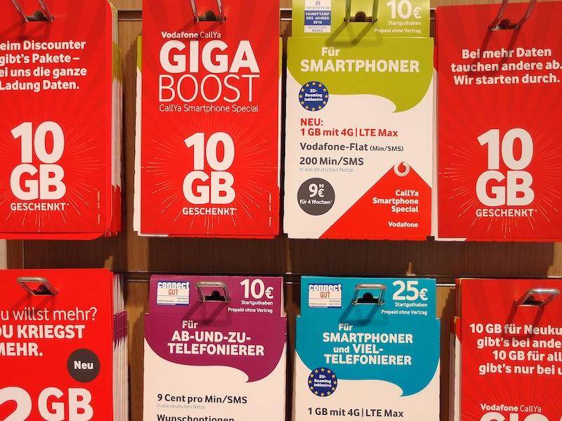 ドイツ旅行でSIMカードを購入・利用する方法