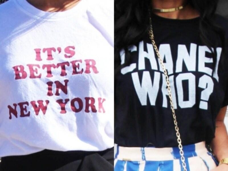 主張Tシャツ」