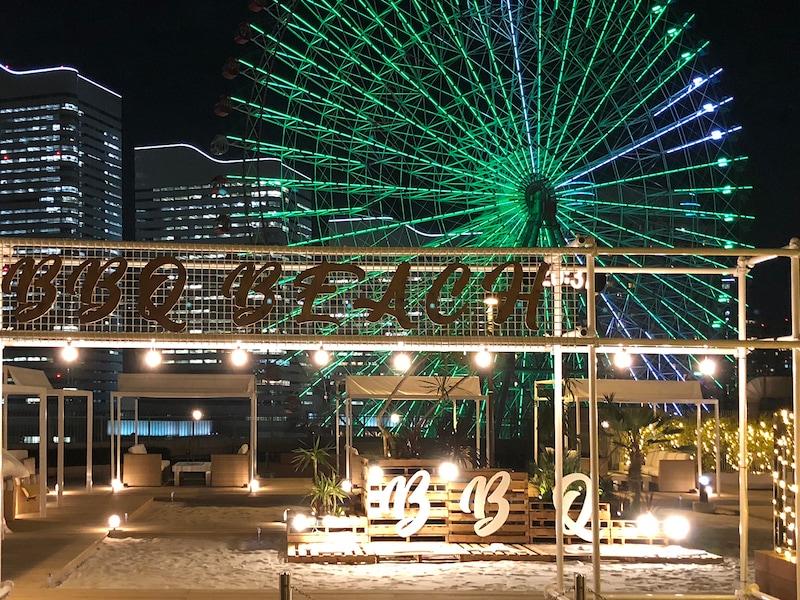 海で!街で!横浜ならではの空間でBBQを楽しもう