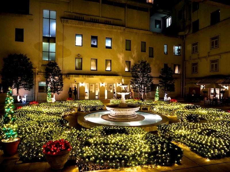 横浜クリスマスツリー&イルミネーション2017年版