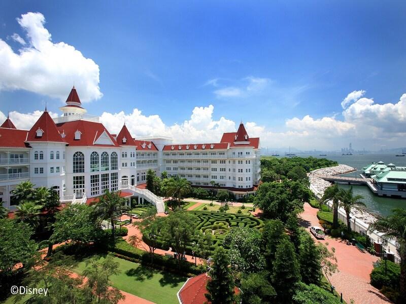 泊まってみたい!香港のディズニーホテル比較