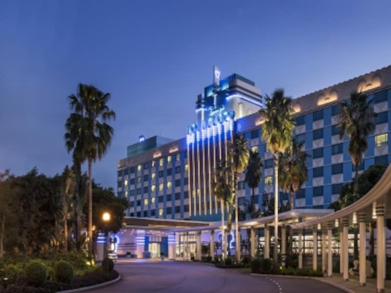 ディズニー・ハリウッド・ホテル