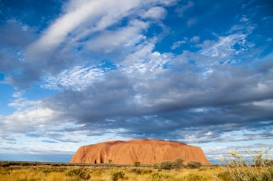 オーストラリアの世界遺産、エアーズロック