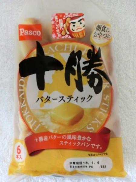 敷島製パンパスコ十勝バタースティック