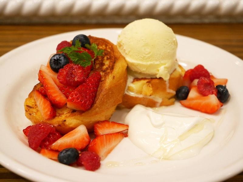横浜でフレンチトーストがおいしいカフェおすすめ3選