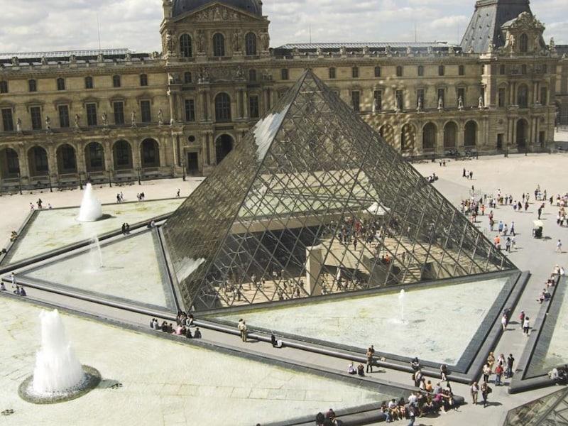 世界三大美術館はどこ?世界で最も入場者が多い美術館