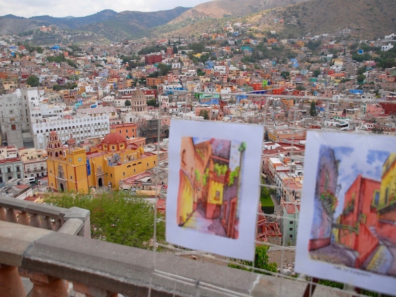 グアナファトの観光!ロマンチックな世界遺産の町