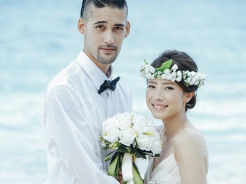 国際結婚の婚姻数は、実は2006年から減少し続けています。