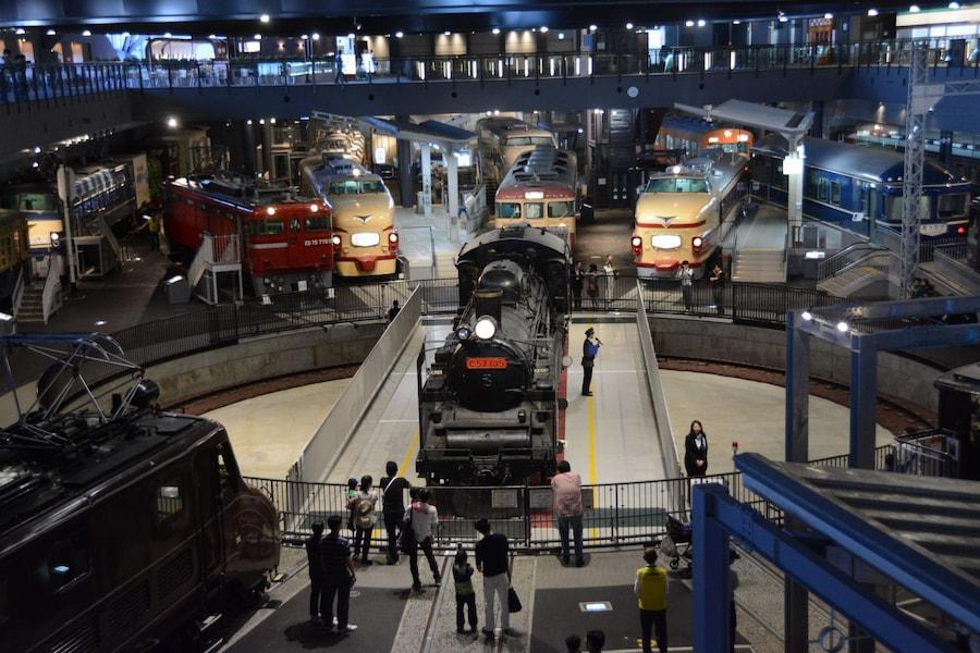子連れのお出かけにも!関東の鉄道ミュージアム10選