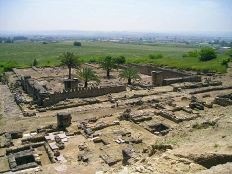 スペインの世界遺産「ザフラー旧市街のカリフの都」