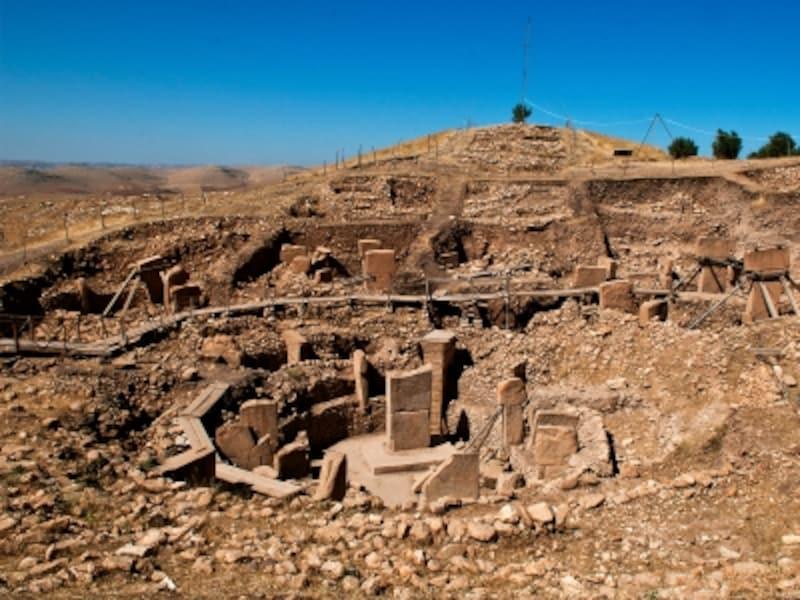 トルコの世界遺産「ギョベクリ・テペ」