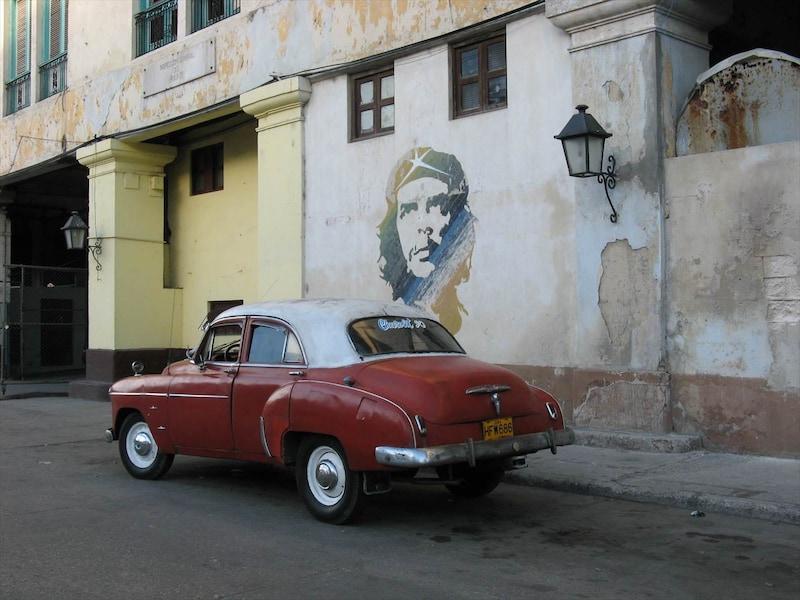 革命の英雄チェ・ゲバラの歴史、ハバナ市内ゆかりの地