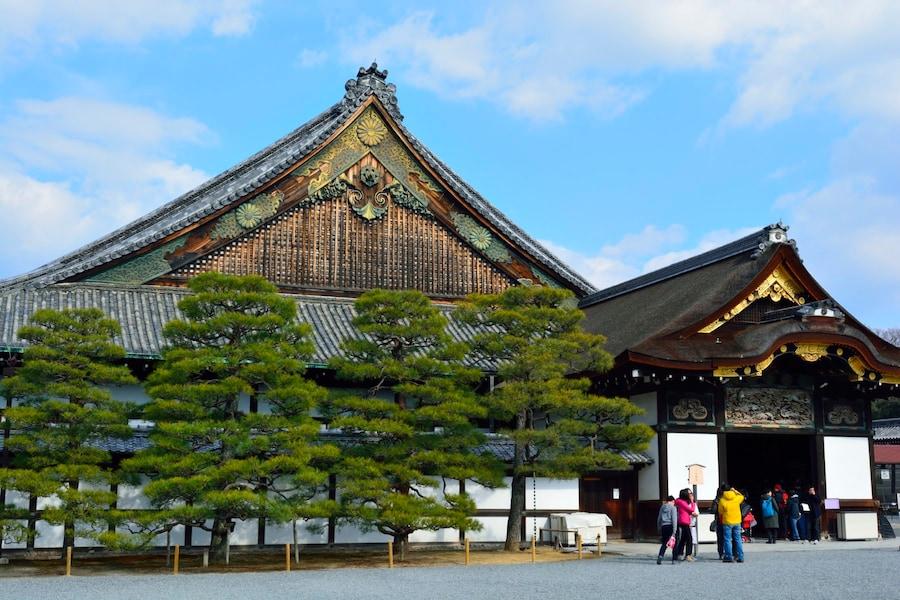 二条城の見どころ!数々の歴史の舞台となった京都の城