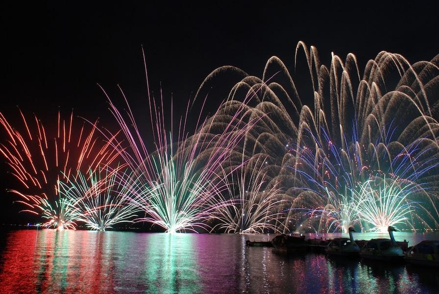 群馬の花火大会2018!おすすめ10選の日程と会場