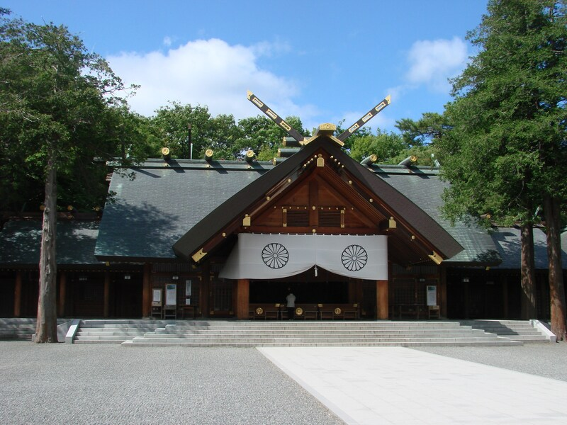 北海道神宮でご利益を得る五訓。北のパワースポットで開運!