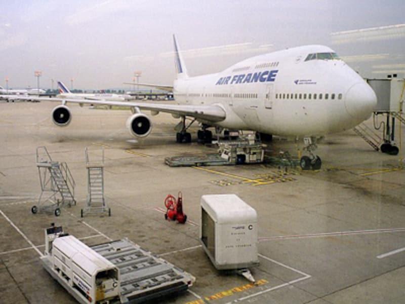 シャルルドゴール空港からパリ市内へのアクセス