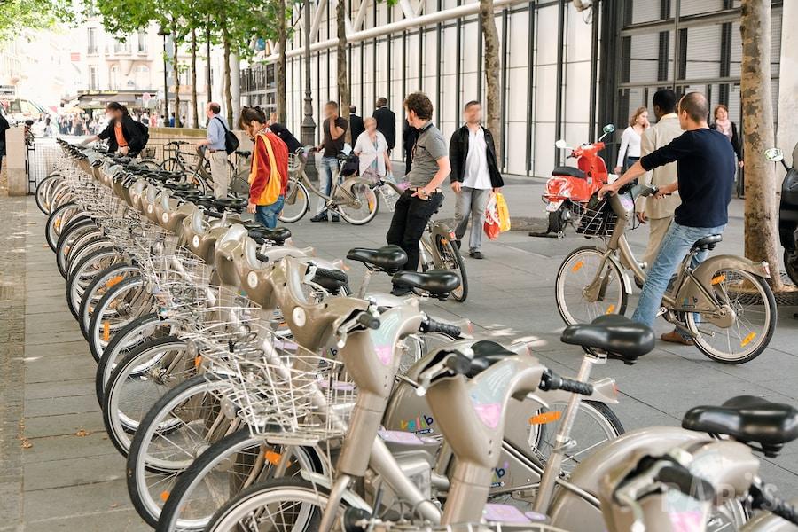 パリ市内交通事情!メトロ・バス・タクシーなどの乗り方