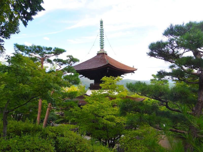 京都・常寂光寺の観光!歴史や見どころ、アクセス