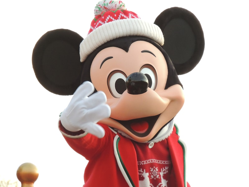 2018「ディズニー・クリスマス」はトナカイが気になる