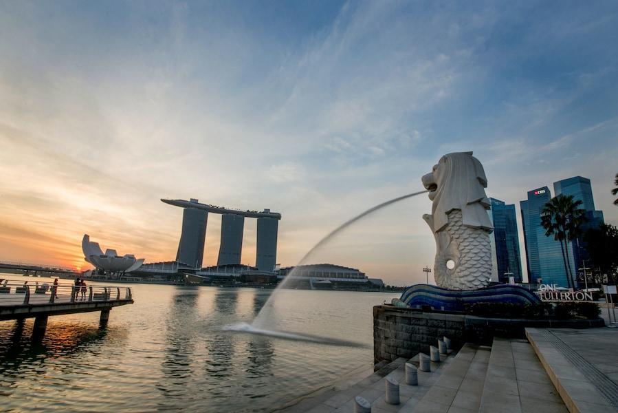 シンガポールのマーライオン完全制覇ガイド!実は7頭が存在