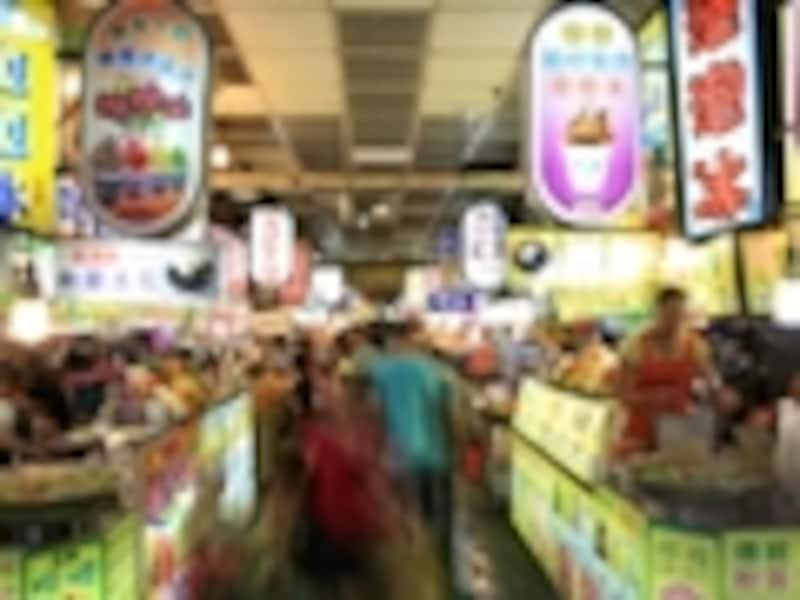 台北で行きたい!おすすめ夜市・専門街のグルメ&観光情報