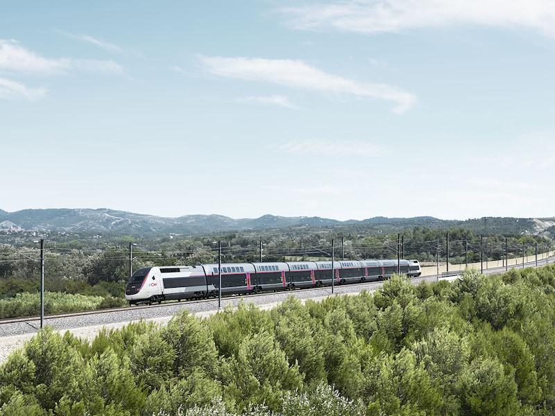 パリからリヨンへの移動!TGV・バスの乗り方や予約方法