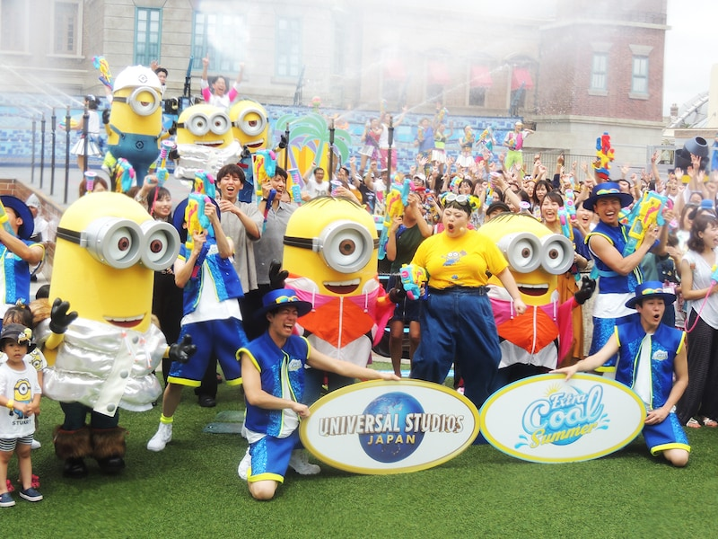USJ!ディズニー!2大テーマパークの夏イベント2019